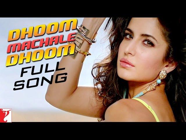 Dhoom Machale Dhoom - Full Song | DHOOM:3 | Katrina Kaif
