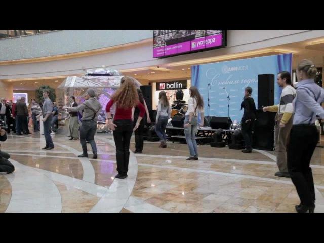 Флешмоб на жестовом языке театр СинематографЪ и Ко