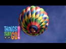 HOT AIR BALLOON: Videos for kids| children| toddlers. Preschool Kindergarten learning.