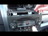 Honda CR-V 2007-2011 install of iPhone, iPod and AUX adapter for factory stereo