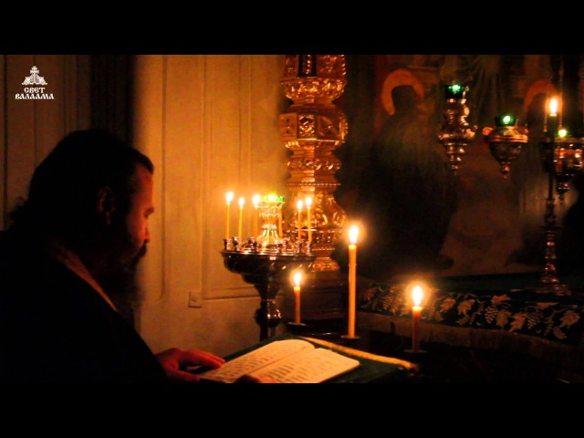 Воскресный акафист прпп Сергию и Герману Валаамским чудотворцам
