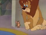 Том и Джерри -  Джерри и лев (1950) 3 сезон 10 серия
