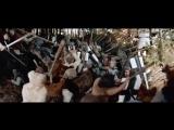 Нападение поляков и жмудинов на немецких рыцарей (Крестоносцы)