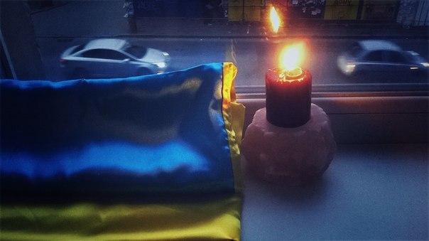 Украинская диаспора в Москве приобщилась к общенациональной скорби по жертвам Голодомора - Цензор.НЕТ 1167