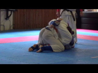 Хокутоки 1 бой (свыше 75 кг)