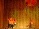 Дети 21 века -новый танец старшей группы 15.05.2015