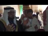 Король Саудовской Аравии Салман ибн Абдул-Азиз Аль Сауд удовлетворил просьбу моей дорогой МАМЫ Аймани Несиевны о входе в Каабу