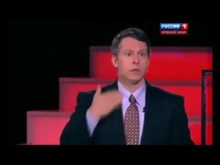 Политические комиксы. Вечер с Владимиром Соловьевым