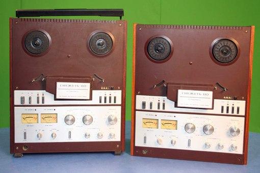 магнитофона-приставки ''