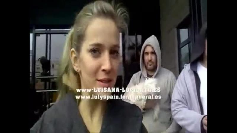 Лу передает привет Хулиану Авейро 2010