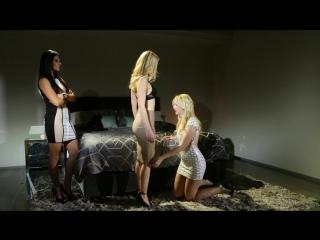 Samantha Rone, India Summer, Charlotte Stokely [HD 720, lesbian]