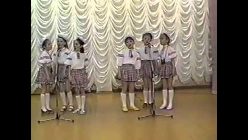 Видеоархив Шоу-театра Хвілінка 1994г