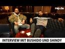 Bushido und Shindy über CLA$$IC (rap.de-TV)
