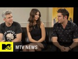 Zac Efron &amp Emily Ratajkowski of We Are Your Friends Talk Playlists MTV News