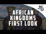 Age of Empires II HD: The African Kingdoms - First Look