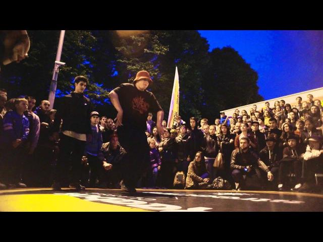 Artschool Shustry vs Trouble Makers Streetfire Battle 2015