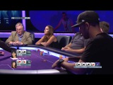 Amazing Poker Hand with Miss Finland - Mayhem on the Shark Cage!  PokerStars