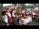Осадчевские посиделки 2013 Выступление на Дне Репьевского района
