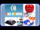 Покупки с сайта BuyInCoins для кухни, съемки, и beauty сферы | 10000000roz