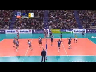 Stars in Motion: Top 5 Most Amazing Rallies - Volleyball Champions League Men - Leg 1