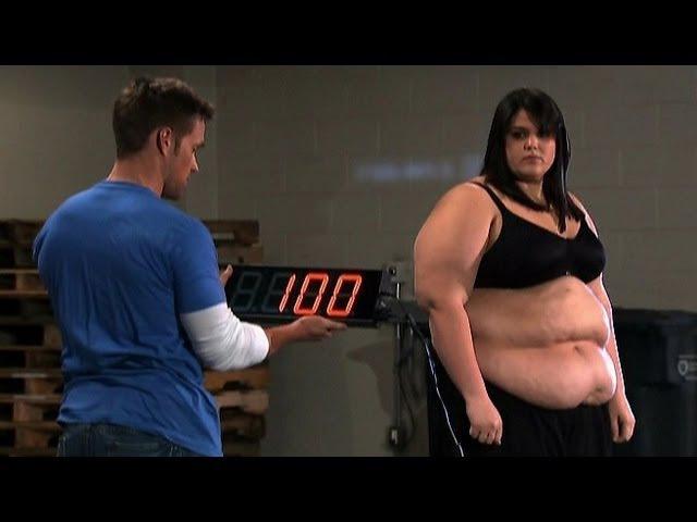 Экстремальное преображение Программа похудения. Рейчел