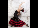 Танец Фламенко . Flamenco. Испанский танец. Spanish flamenco danza española.
