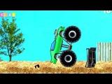 Детские мультфильмы 2015   Monster Trucks Коллекция   Детские игры   Мультики про машинки