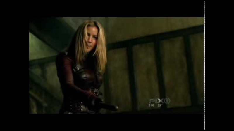 Mord Sith Cara Attitude- Legend of the Seeker