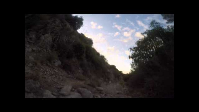 St Hilarion Huff Puff 10km Trail Run - North Cyprus