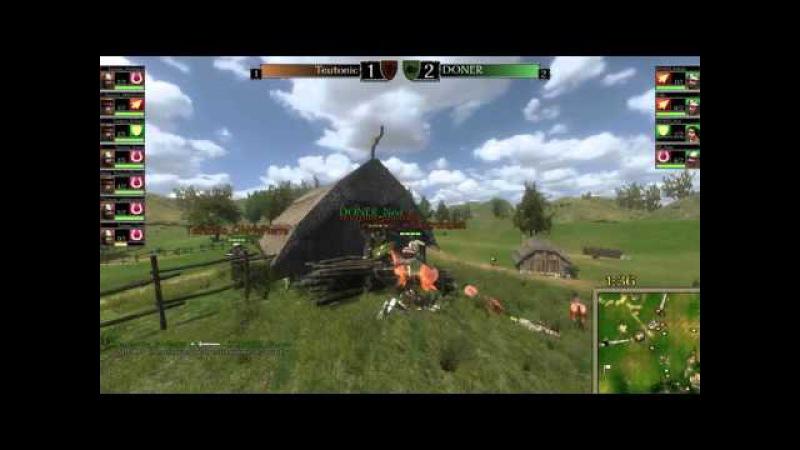 [WMT] DÖNER vs Teutonic Knights
