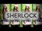 BBC Sherlock theme cover