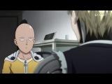 2 серия One Punch Man / Ванпанчмен [Русские субтитры AniChaos]