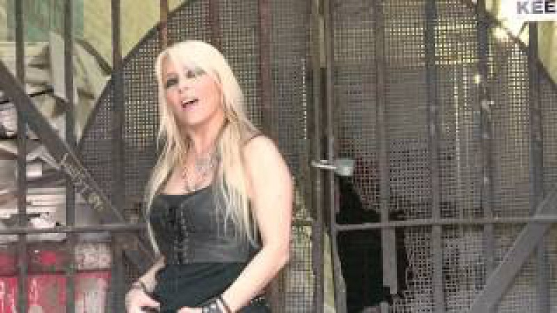 DORO Raise Your Fist In The Air OFFICIAL MUSIC VIDEO