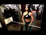 MICHELLE LEWIN IFBB Bikini Pro: Shoulder Exercises   Ejercicios para Hombros @ Venezuela