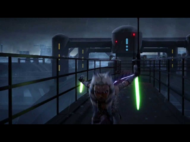 Ahsoka Tano: Last Fight