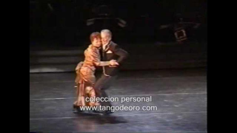 танго канженге Carmencita - Rodolfo Maria - estilos de aquí y de allá