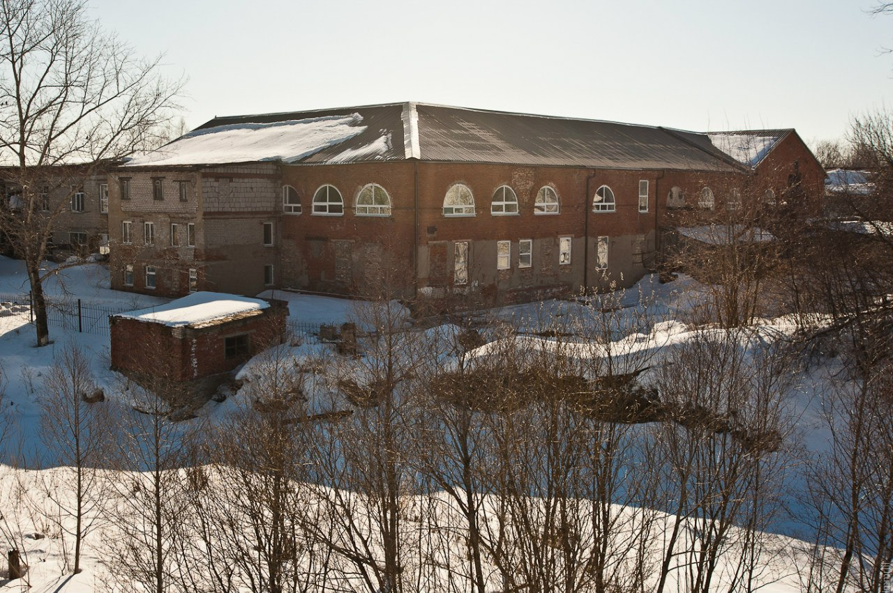Юговской завод