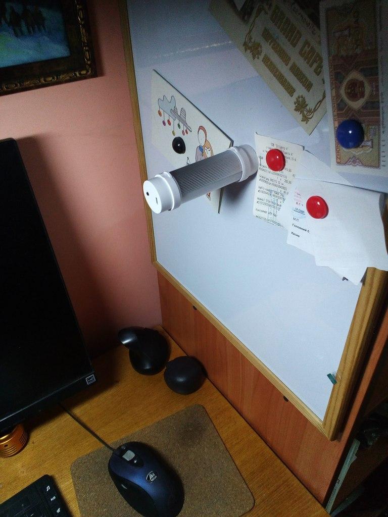 GearBest: Лампа с магнитом и аккумулятором