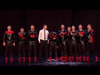 Танцевальный коллектив ЮДИ рвет зал на шоу Britain's Got Talent
