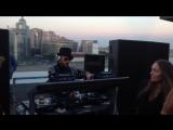 DJ LIST - КРЫША 18 (СПб) 04.07.2015.(2)