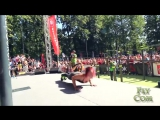 Jessica Bogdanov - Чемпионка мира по Street workout 2015