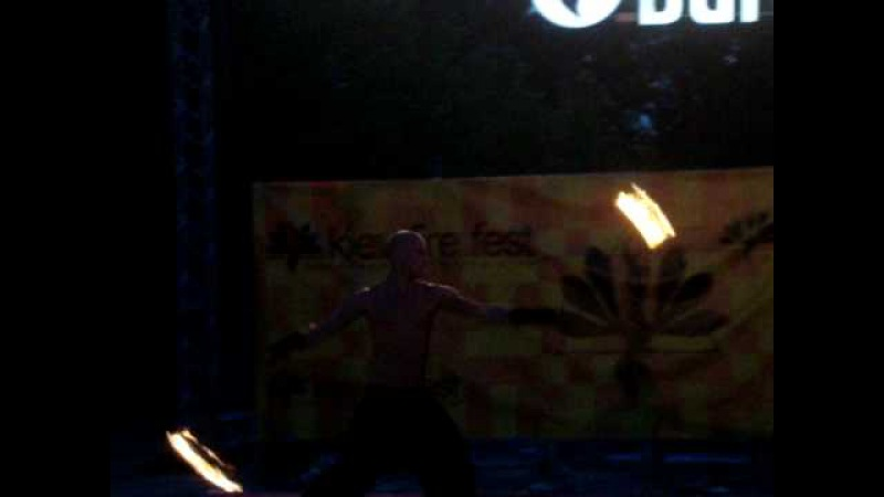 Nevisoul on Keiv Fire Festival 2009