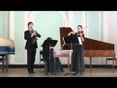 Mozart - Kegelstatt Trio (K. 498) - HIP (2part)