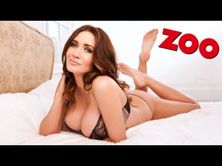 Peta Todd Flashes Her 32G Boobs For The Last Time In ZOO Magazine!