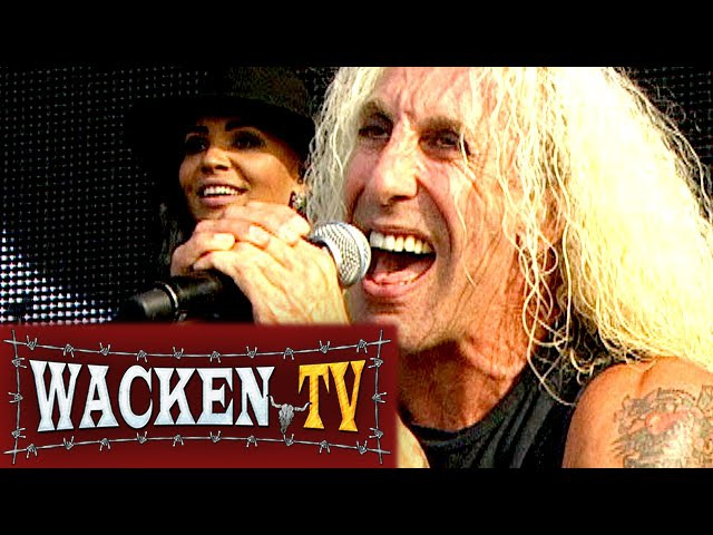 Dee Snider (ftd. by Rock Meets Classic) - Were not Gonna Take It - Live at Wacken Open Air 2015