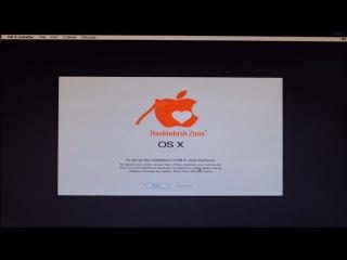 Как сделать загрузочную флешку Mac OS X / Create Yosemite 10.10 USB Drive Installer on PC