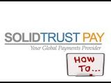 Solid Trust Pay - как добавить банковскую карту и завести деньги в стп.