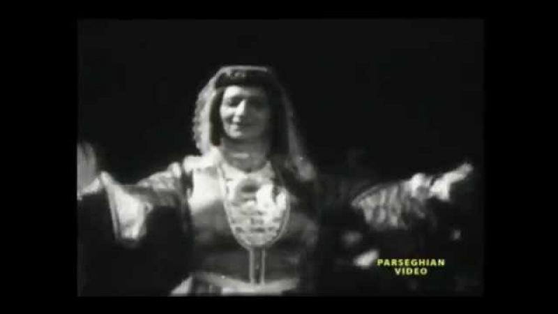 Армянские танцы, (эпизод из фильма Пепо), պար Հայաստանի