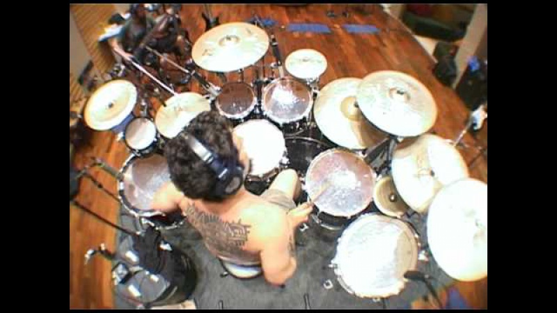 SEPULTURA Conform Drum take Jean Dolabella