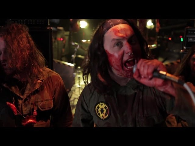 MUNICIPAL WASTE The Fatal Feast OFFICIAL MUSIC VIDEO
